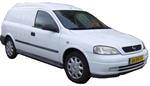 Astra G фургон II