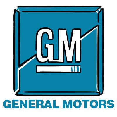 автозапчасти GM