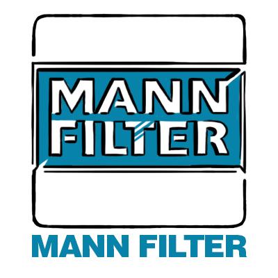автозапчасти Mann Filter