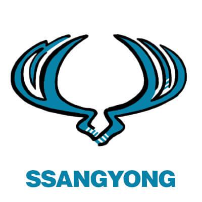 автозапчасти ssang yong